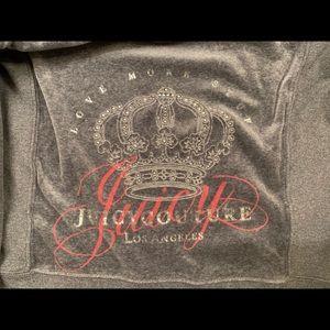 Vintage Love More Stuff Juicy Couture Jacket Large